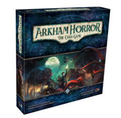 Arkham Horror: The Card Game on Channel Fireball