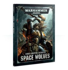 Codex: Space Wolves on Channel Fireball