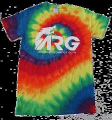 ARG Dyenomite Tie Dye Spiral T-Shirt