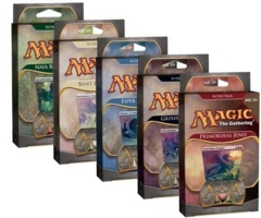 Shards of Alara Intro Set of 5 Decks