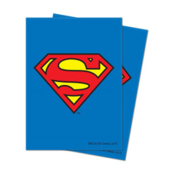 Superman Logo Sleeves on Channel Fireball