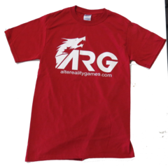 ARG Cardinal T-Shirt on Channel Fireball