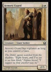 Armory Guard on Channel Fireball