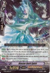 Blaster Dark Spirit - BT09/S12EN - SP