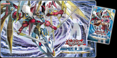Number C39: Utopia Ray Victory - Judgement of the Light Sneak Peek Playmat
