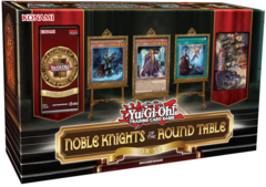 Noble Knights of the Round Table Box Set