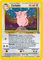 Clefable (Prerelease Promo)