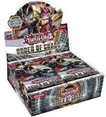 Order of Chaos 1st Edition Booster Box on Channel Fireball
