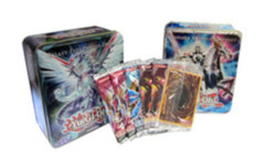 2011 Collector Tins Wave 2 Set of 2 [Galaxy Eyes Photon Dragon & Number 10: Illumiknight] on Channel Fireball