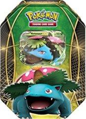 Pokemon Best of 2016 EX Venusaur Tin on Channel Fireball