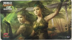 Conclave Naturalists World Cup Qualifiers Playmat on Channel Fireball