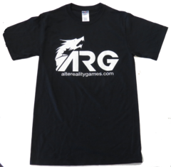 ARG Black T-Shirt on Channel Fireball