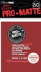 Deck Protector Pro Matte Red (50)