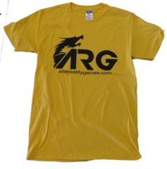 ARG Island Yellow T-Shirt on Channel Fireball