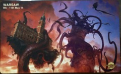 Grand Prix Warsaw Playmat