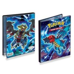 Ultra Pro Pokemon 4 Pocket Portfolio Druddigon/Girtaina 84072