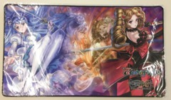 Force of Will Snow White/Cinderella Seven Kings of the Lands Playmat on Channel Fireball