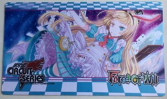 ARGCS Alice in Wonderland, Drifter in the World Playmat on Channel Fireball