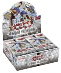 Yu-Gi-Oh SHINING VICTORIES: Booster Box