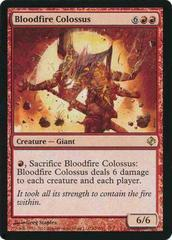 Bloodfire Colossus on Channel Fireball
