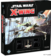 Star Wars X- Wing: Second Edition on Channel Fireball