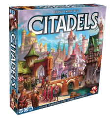 Citadels on Channel Fireball