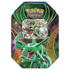 Pokemon Best of 2016 EX Rayquaza Tin