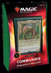Ikoria: Lair of Behemoths Commander Deck - Enhanced Evolution