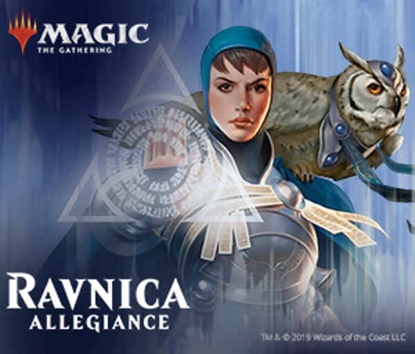 Ravnica Allegiance Complete Set of Commons/Uncommons x 4