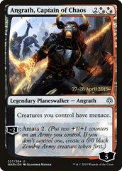 Angrath, Captain of Chaos - WAR Prerelease - Foil
