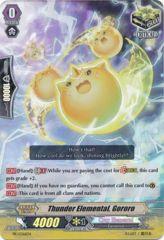 Thunder Elemental, Gororo - PR/0366EN - PR