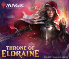 Throne of Eldraine Complete Set of Commons/Uncommons x4