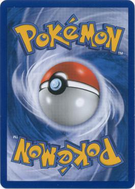 Pokemon - Any reverse holo rare