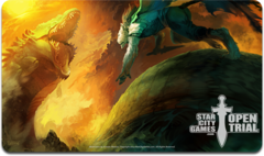 StarCityGames SCG Open Trial Winter 2013 Playmat - Facing Fangs
