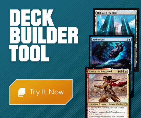 Deck Builder Tool