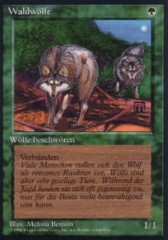 Timber Wolves - German
