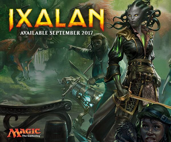 Ixalan Complete Set of Commons/Uncommons x 4