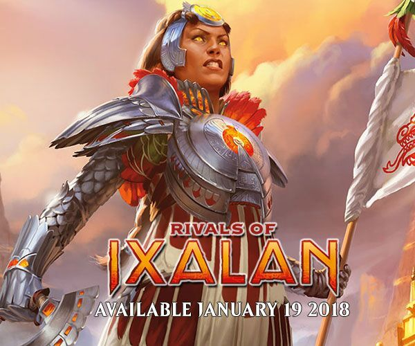 Rivals of Ixalan Complete Set of Commons/Uncommons x 4