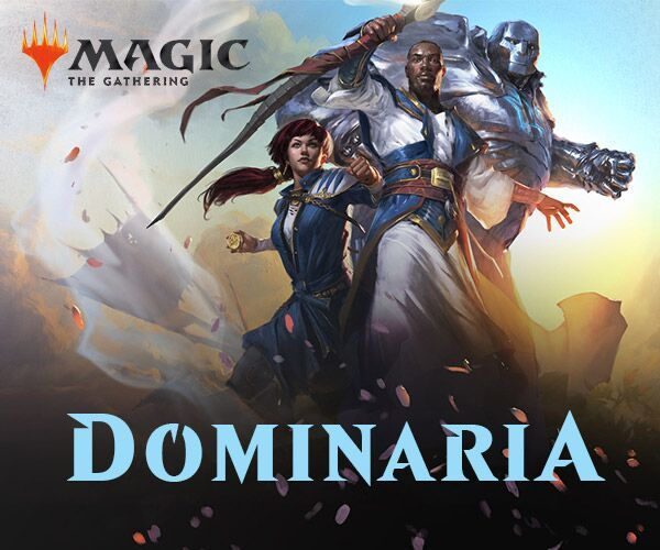 Dominaria Complete Set of Commons/Uncommons x 4