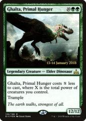 Ghalta, Primal Hunger - RIX Prerelease