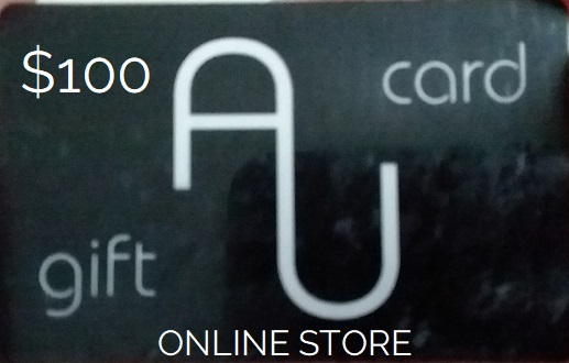 $100 AU Store Credit (+$15.00 bonus!) (online use)