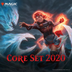 Core Set 2020 Complete Set of Commons/Uncommons x 4