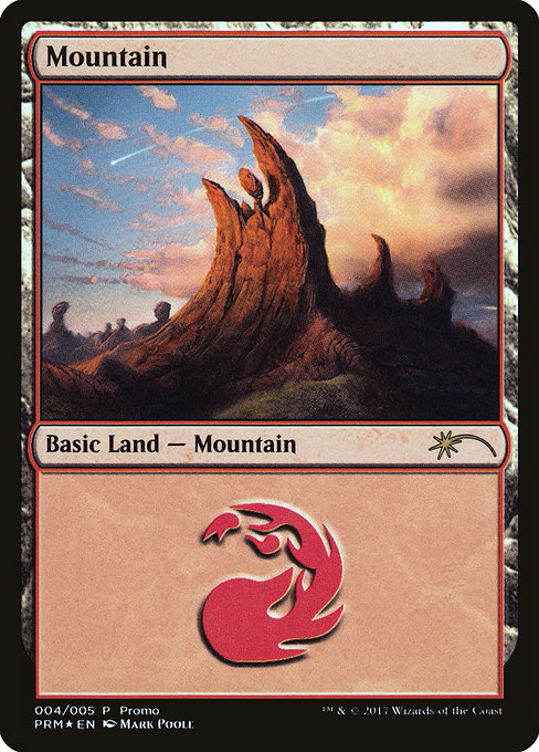 Mountain - Gift Pack 2017 - Foil