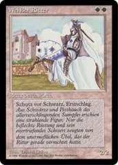 White Knight - German