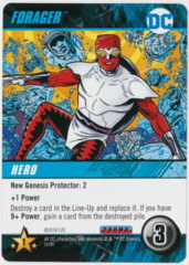 DC Comics Deck-Building Game: Forager promo