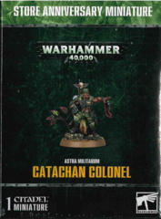 Catachan Colonel - GW Store Exclusive!