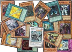 25 Assorted YuGiOh Foil Rares Cards! All Foil Cards!