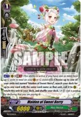 Maiden of Sweet Berry - PR/0244EN - PR