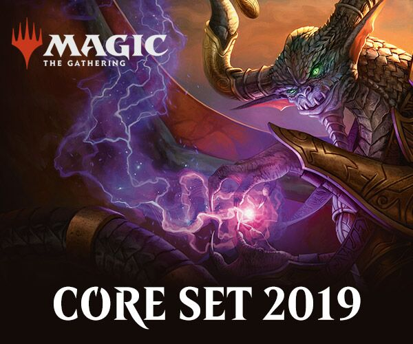 Core Set 2019 Complete Set of Commons/Uncommons x 4