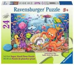 24 piece puzzle: Fishie's Fortune